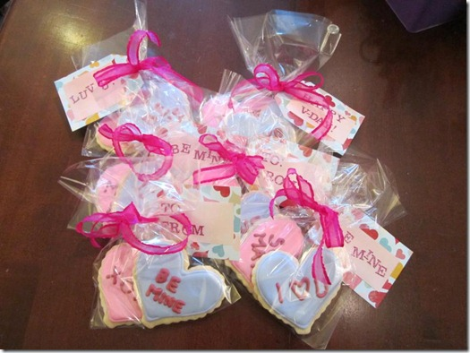 Valentine's Packages